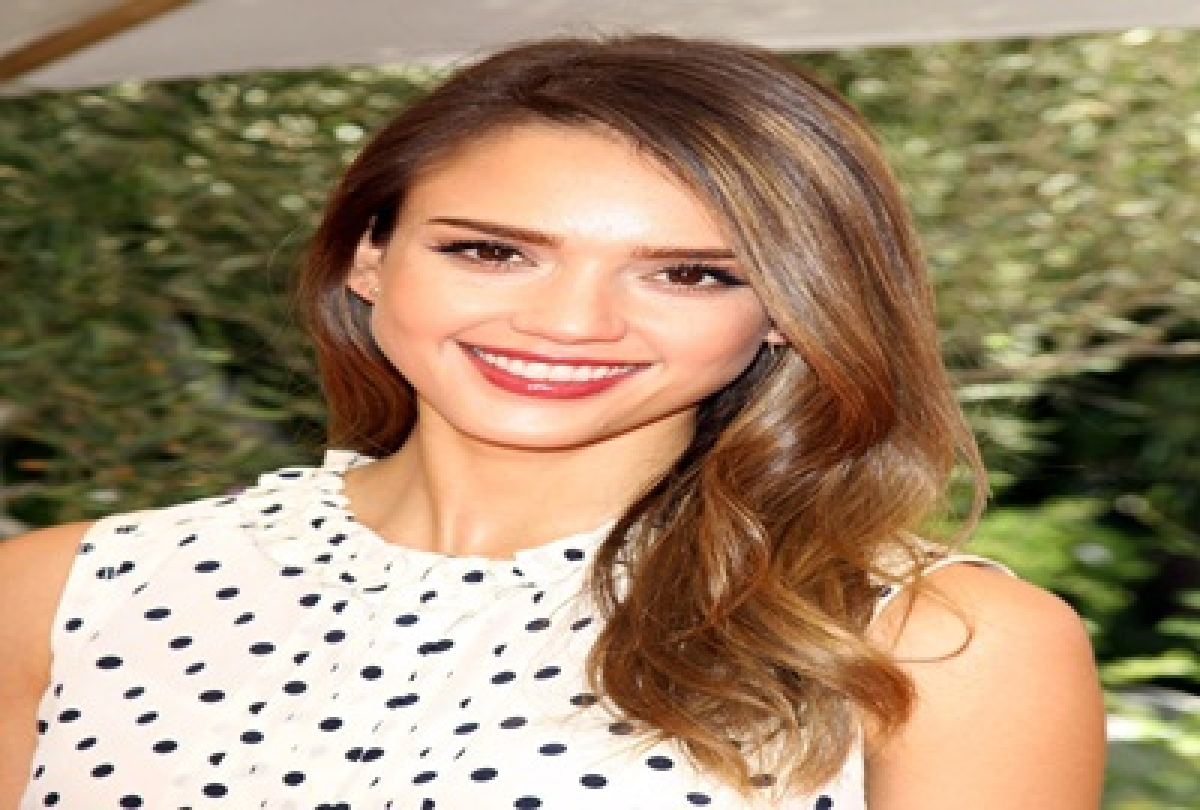 Jessica Alba gets in fighting shape for new film