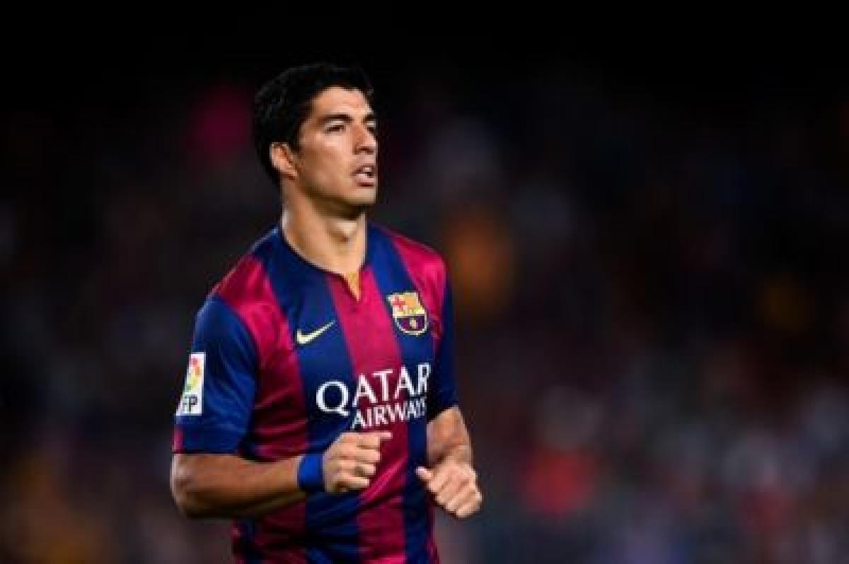 Luis Suarez inspires Lionel Messi-less Barca fightback