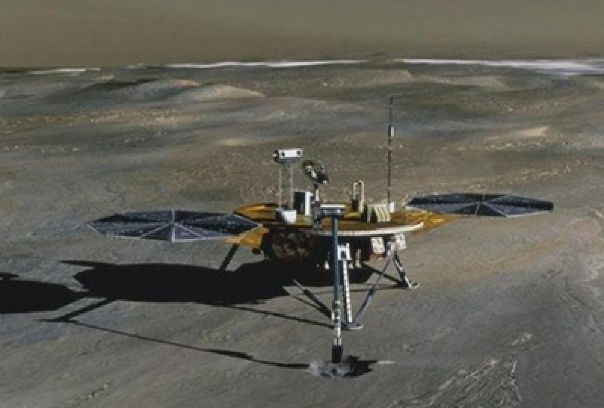 Meteoritic evidence of Mars water reservoir found
