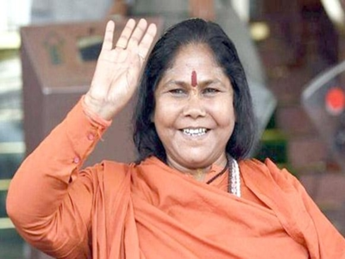 BJP alleges Sadhvi Niranjan Jyoti harassed in Hubli, files complain with EC