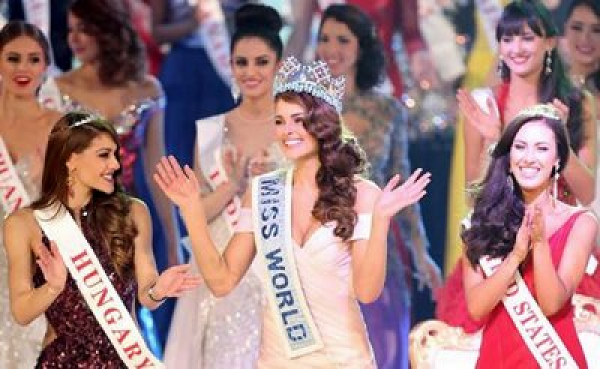 South African beauty Rolene Strauss crowned Miss World 2014