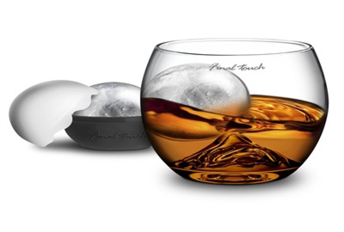 'Scotch whisky the best gift a man can get'