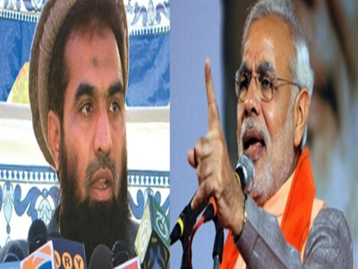 Pakistan conveyed sentiments on Lakhvi: Narendra Modi