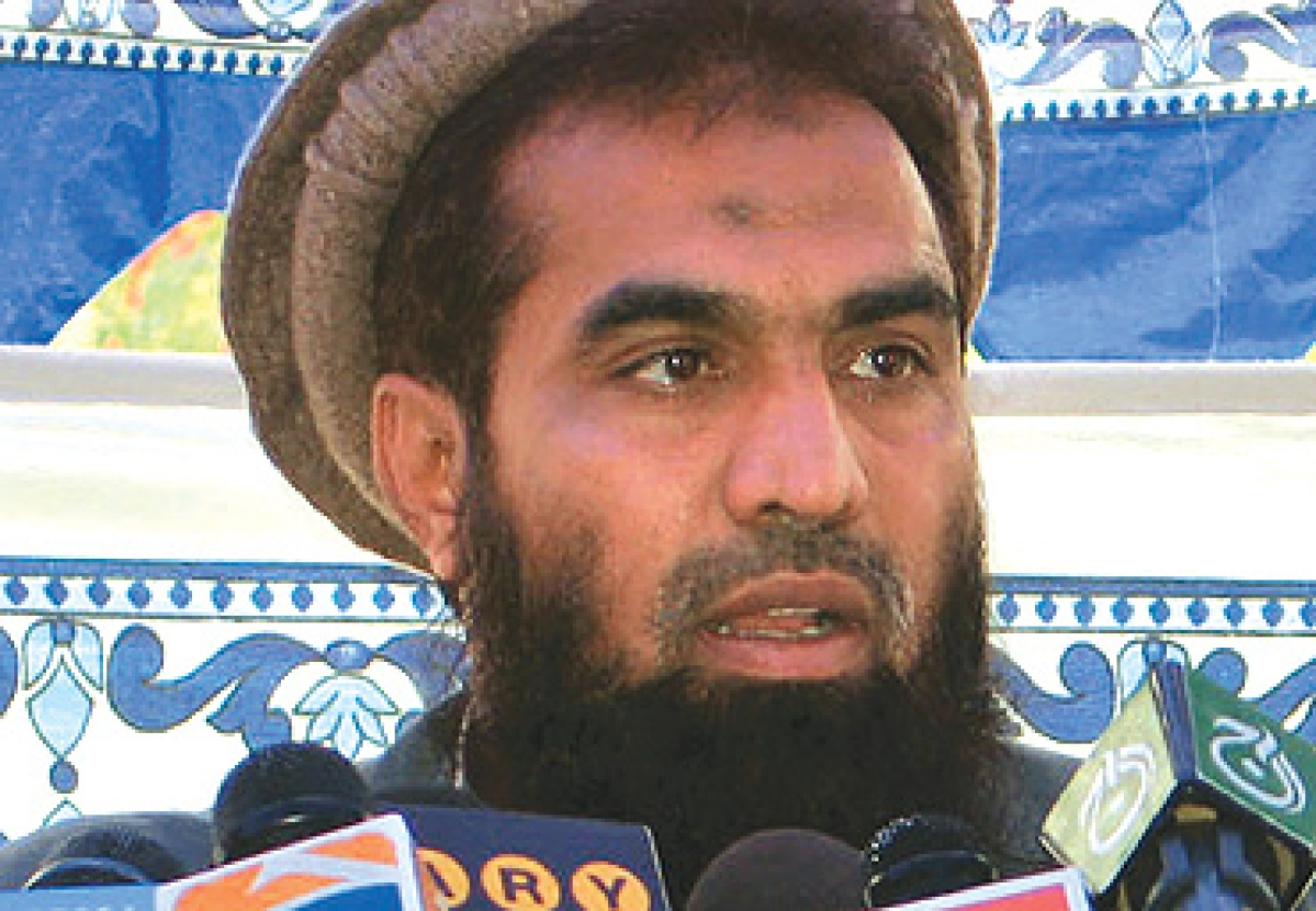 Lakhvi booked under MPO; to remain in jail
