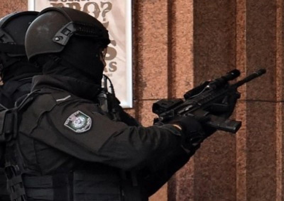 'Three surrender' in Belgium armed siege