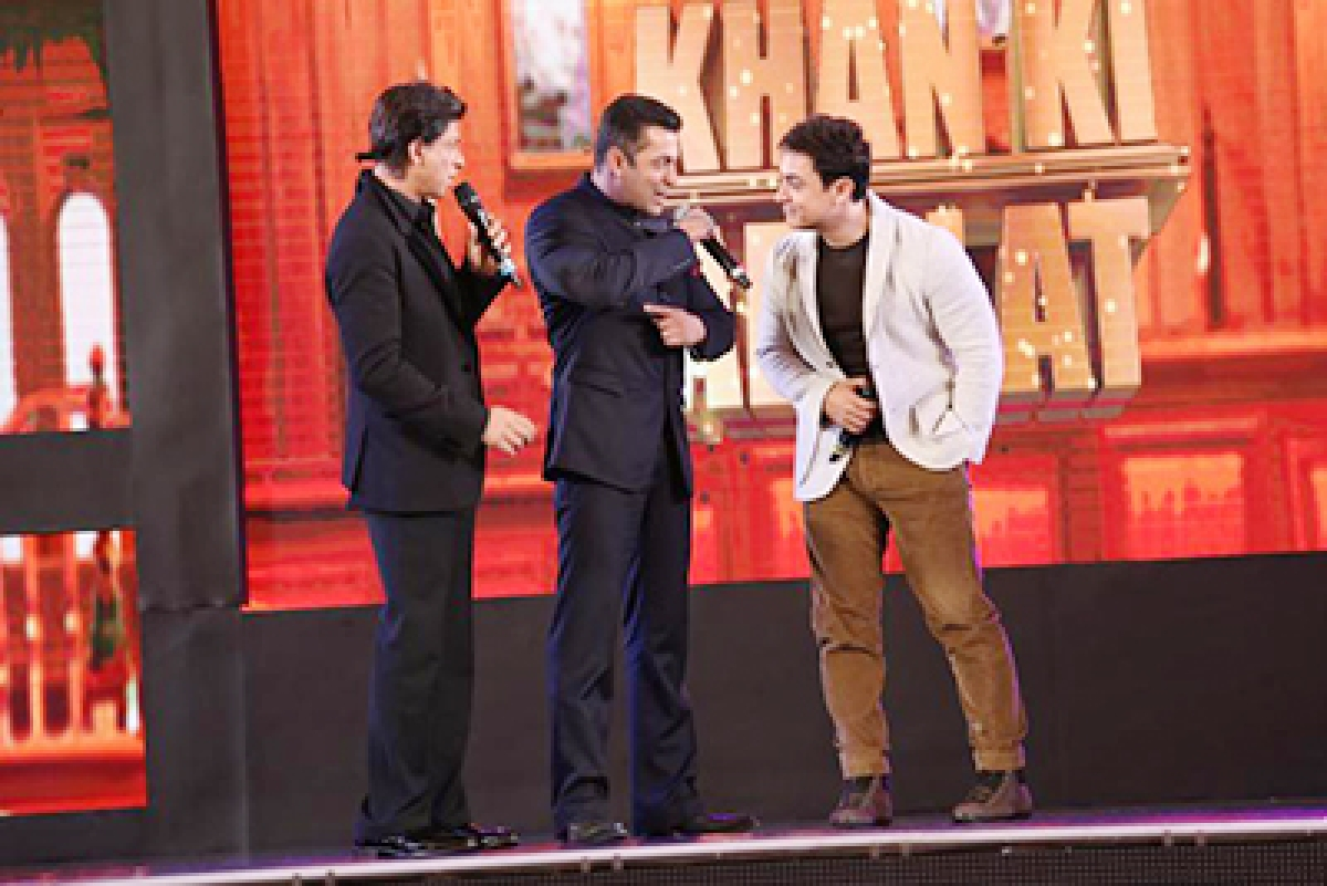 Salman would rather get married than do a movie with three Khans!