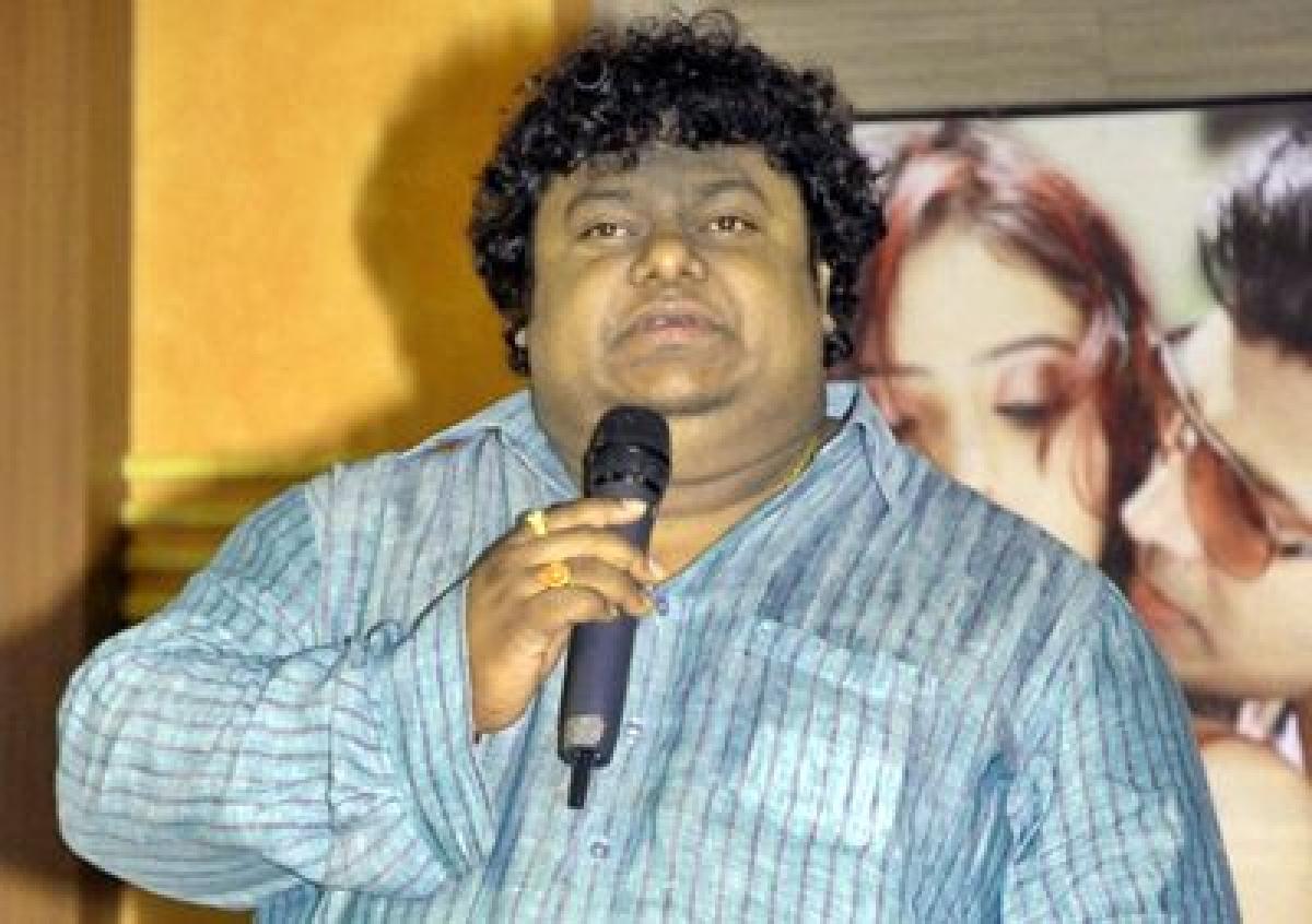 Music director Chakri passed away
