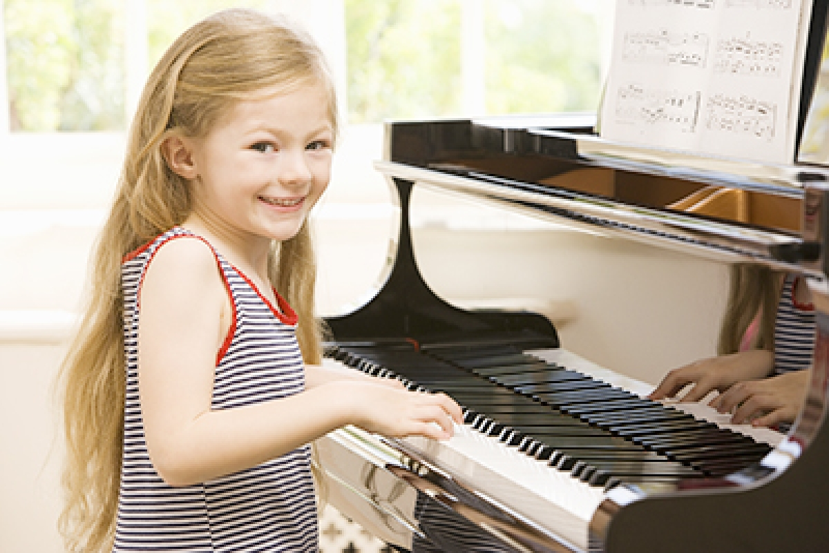 Musical training can improve kids' brains