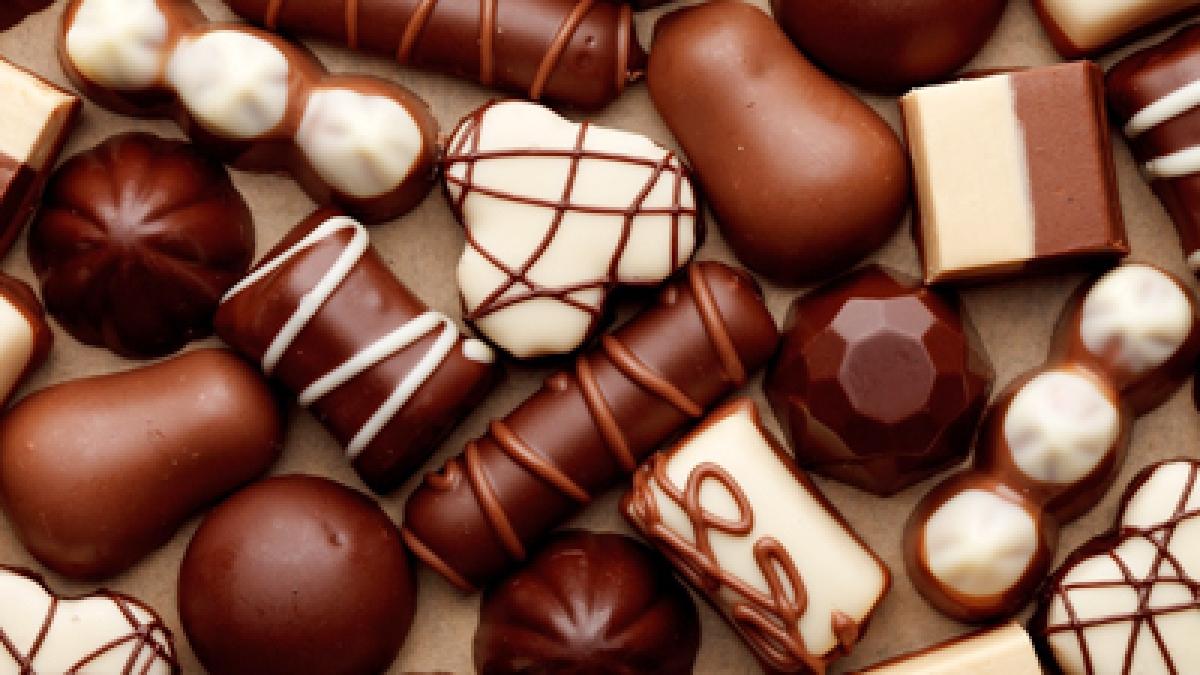 Chocolates keep you healthy and happy