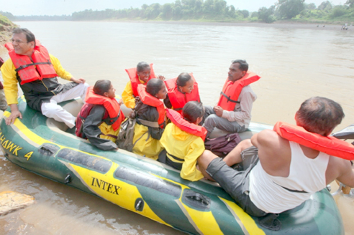 A boat of hope for Gujarat kids