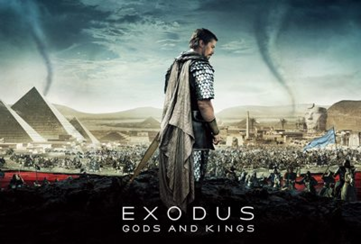 Exodus: Gods and Kings tops North American box office