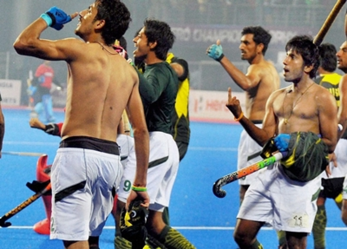 India conspired against us before CT final: Pak hockey coach