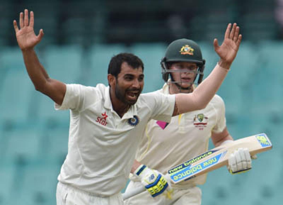 Shami will be India's 'go to' man: Sunil Valson