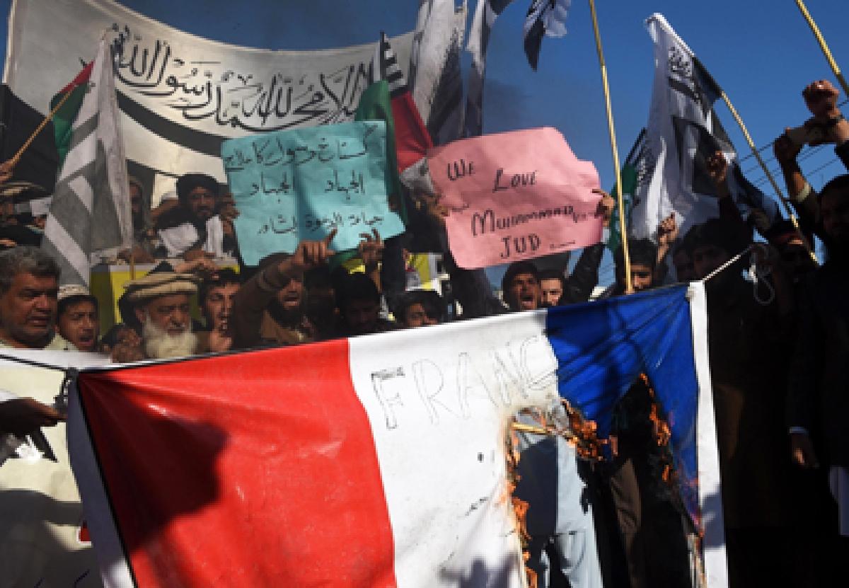 Pakistan Refuses To Say 'I Am Charlie'