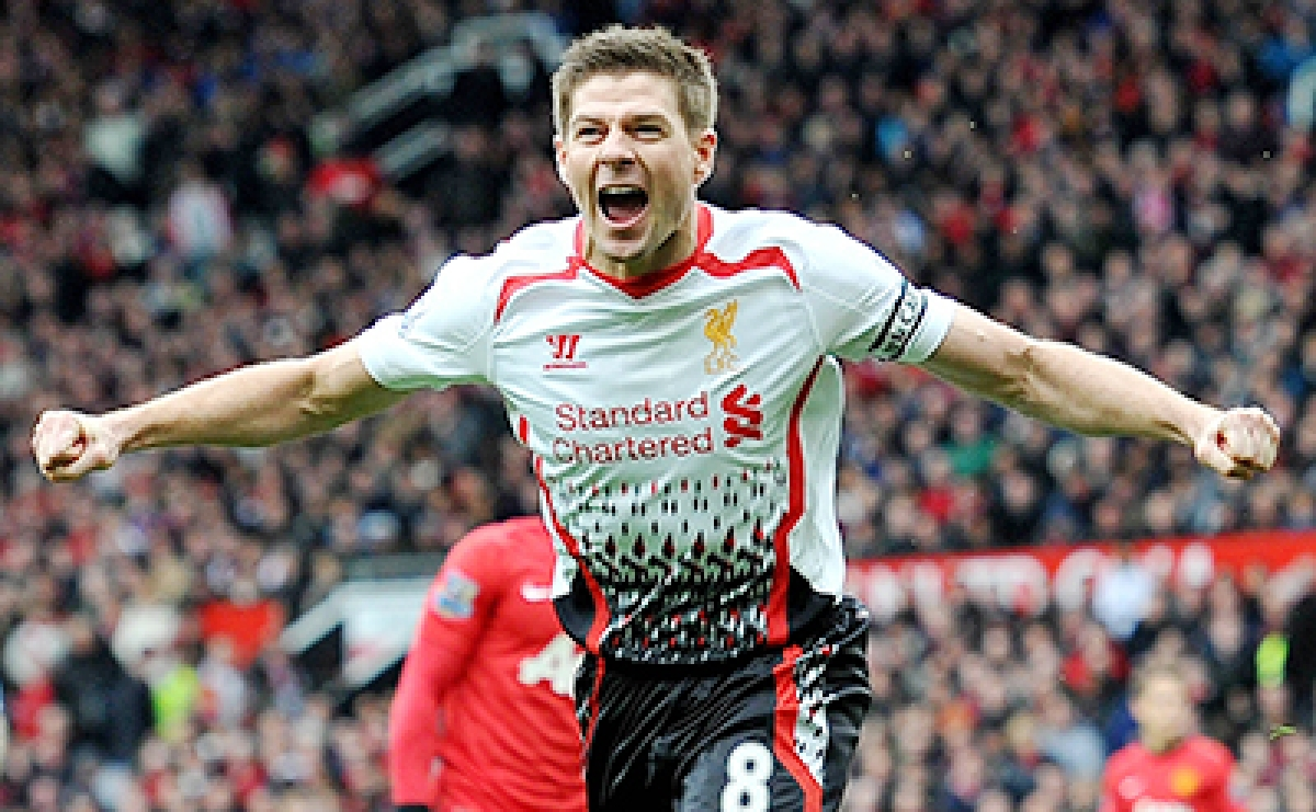 Gerrard close to signing 18-month contract with Los Angeles Galaxy