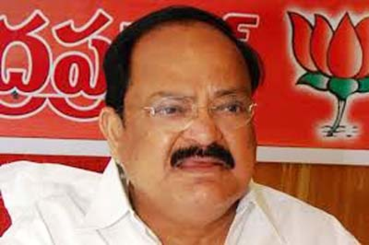 Controversial remarks damaged BJP's prospects in Delhi: Naidu