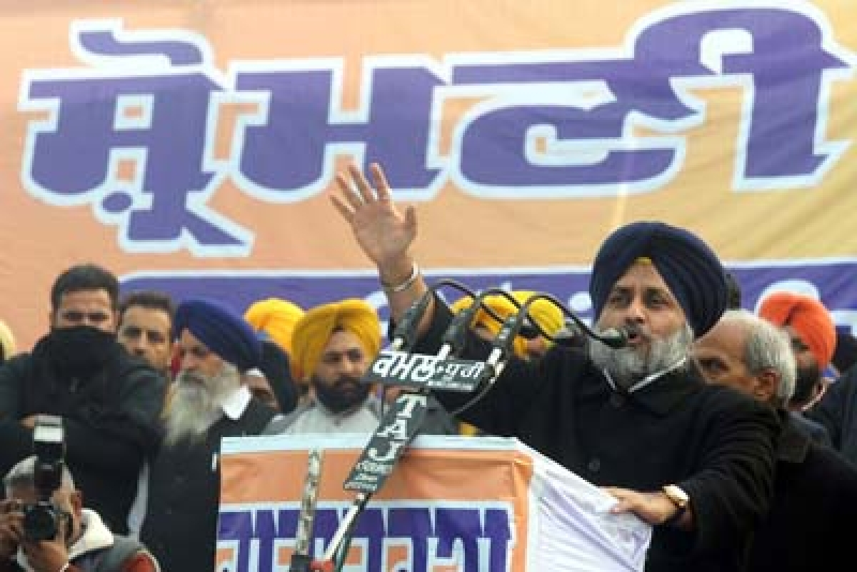 By-poll 2018: SAD retained its vote share in Shahkot, says Sukhbir Singh Badal