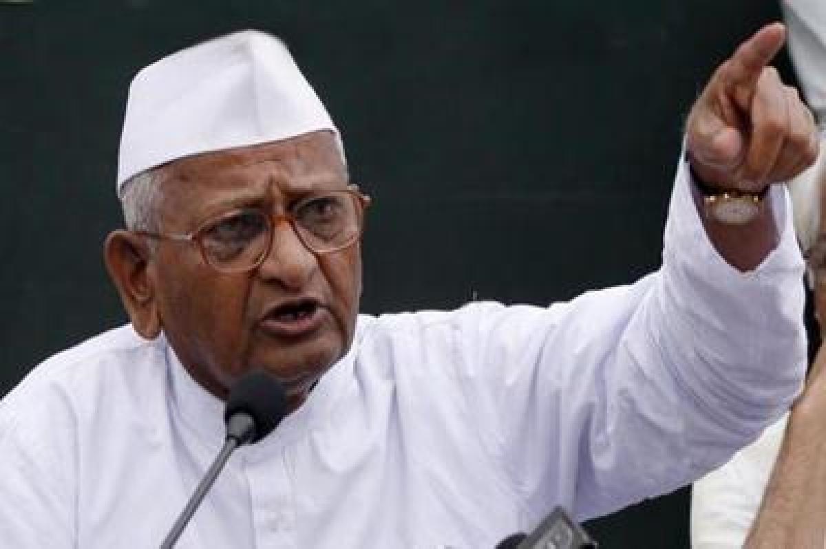 Will take legal opinion over Diktat on NGO name: Anna Hazare