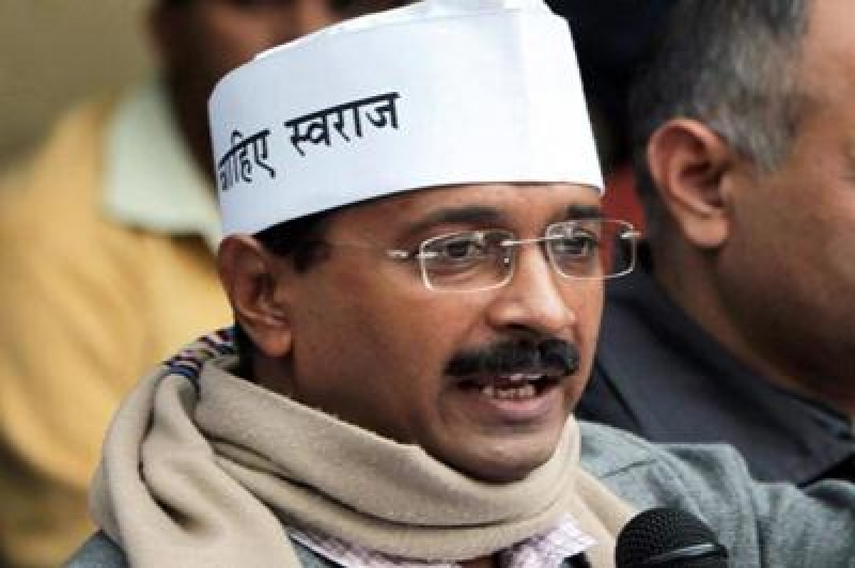 BJP making 'scapegoat' of Bedi: Arvind Kejriwal
