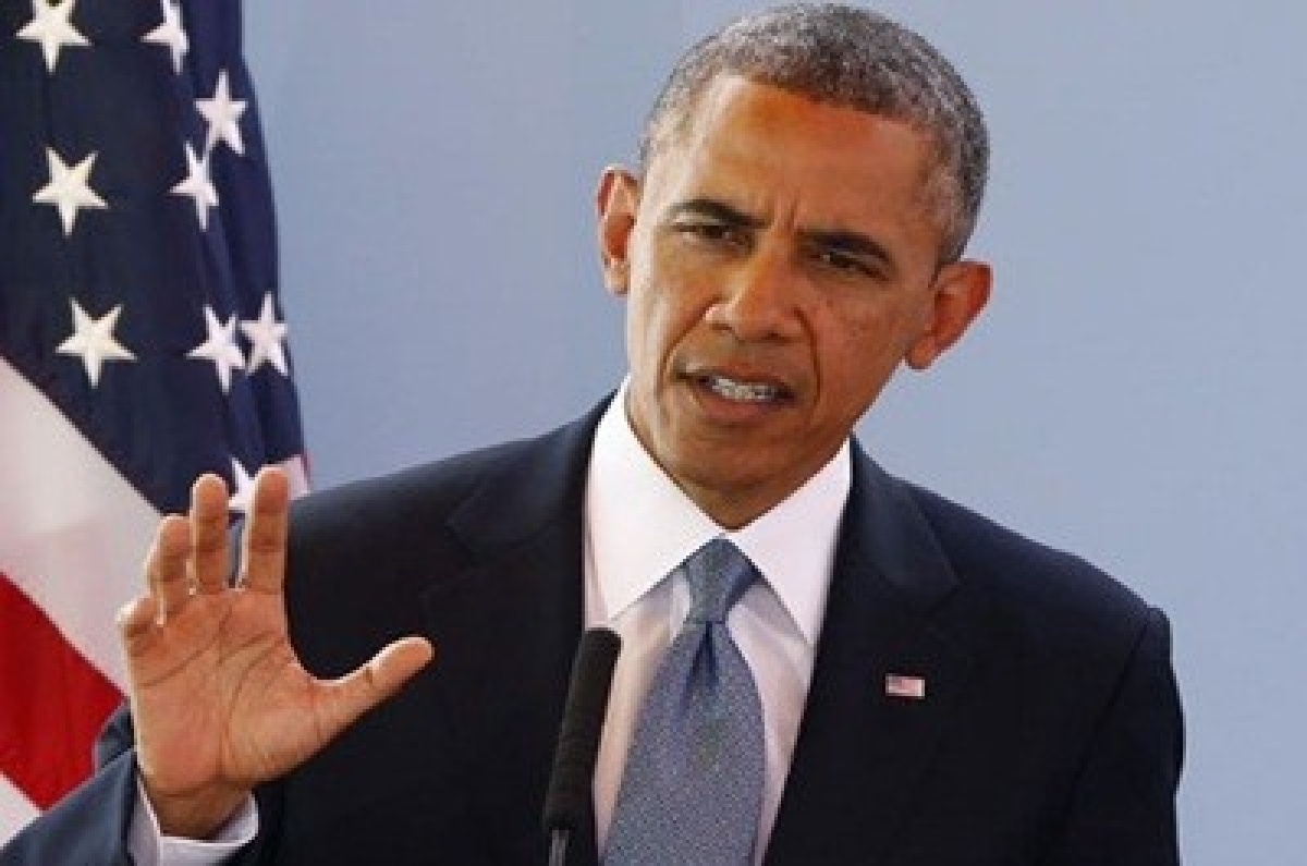 Sisters and brothers, proud to be India's partner: Barack Obama