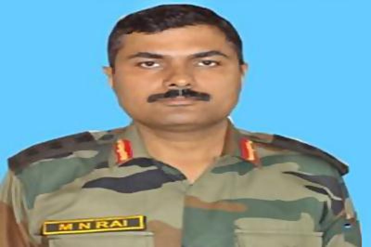 Martyred Col. M.N. Rai to be accorded Guard of Honour in Delhi