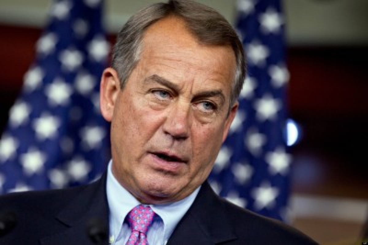 Bartender plotted to kill US House Speaker Boehner: report