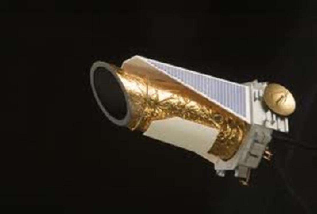 Kepler exoplanet tally passes 1,000: NASA