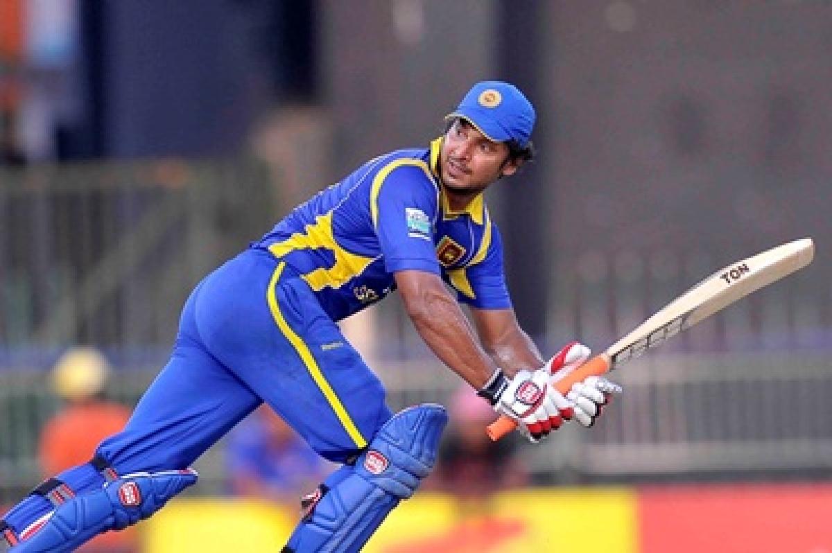 India willing to spoil Kumar Sangakkara's farewell blast
