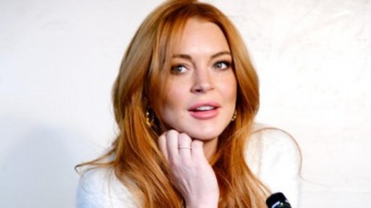 Lindsay Lohan to make a comeback with Netflix's Christmas romantic comedy