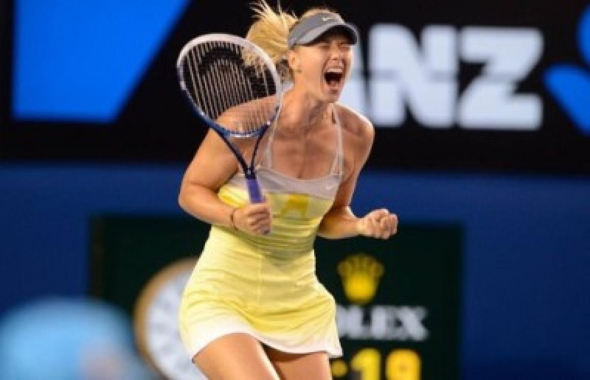 French Open: Maria Sharapova advances to third round