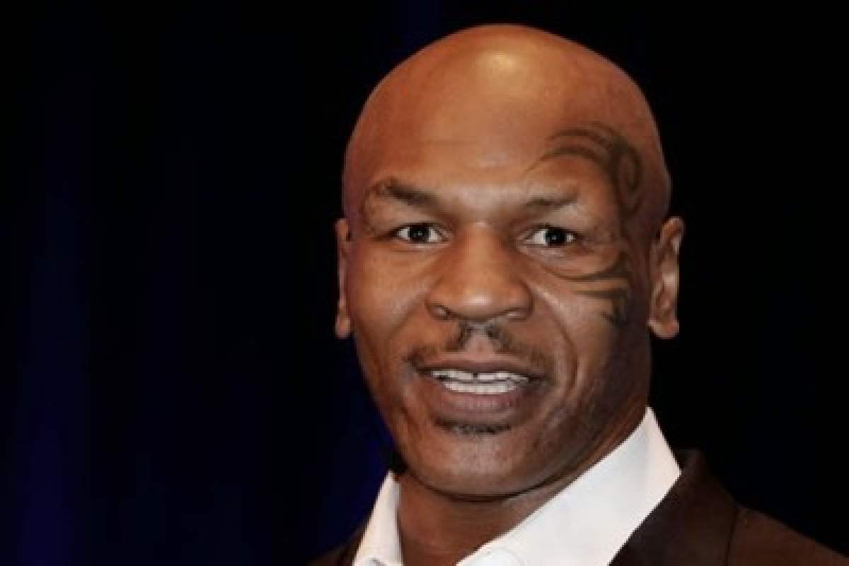 Mike Tyson up for music career?