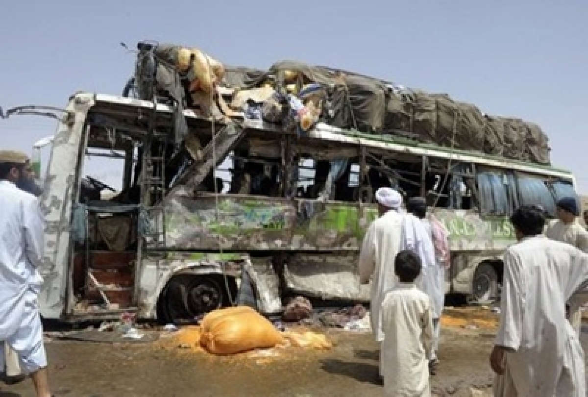 Pakistan accident toll rises to 57