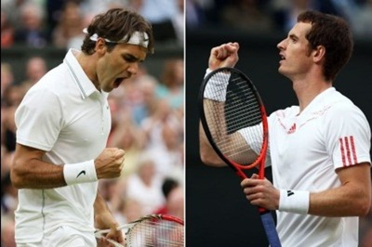 Roger Federer dumped from Open as Murray, Bouchard survive
