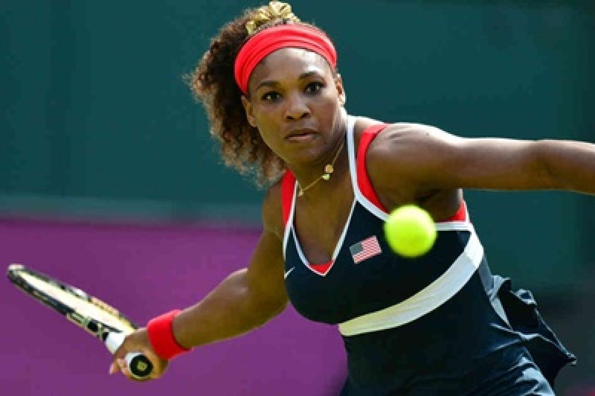 Serena Williams overcomes service problems to beat Svitolina in Cincinnati Masters semis
