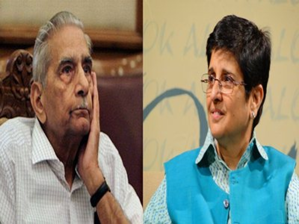 Bedi as CM candidate a 'masterstroke' by BJP: Bhushan