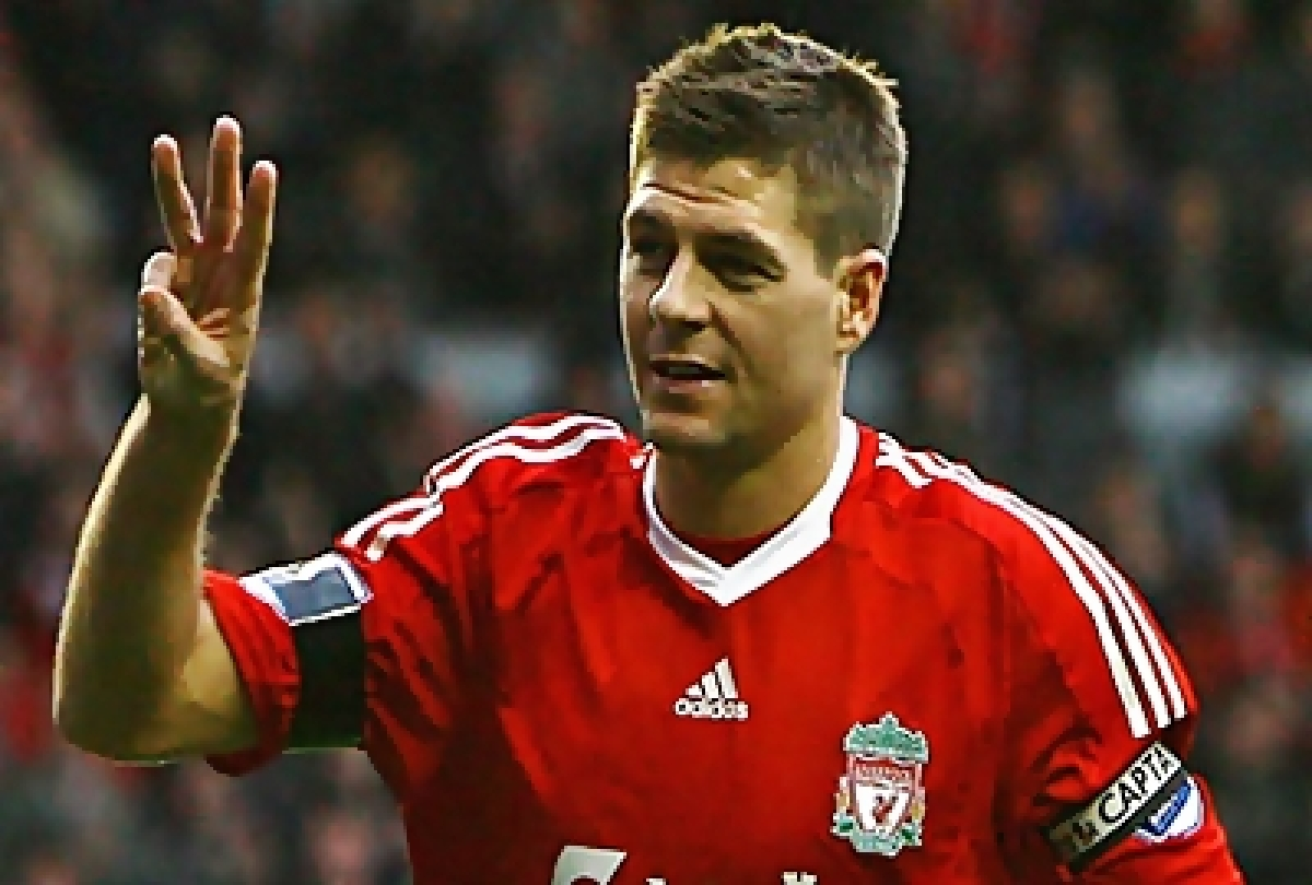 Rescuer Gerrard's brace helps Liverpool beat Wimbledon in third round of FA Cup