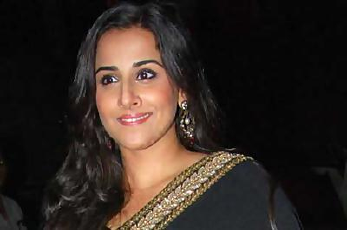 Vidya to endorse equality at Indian Film Festival of Melbourne