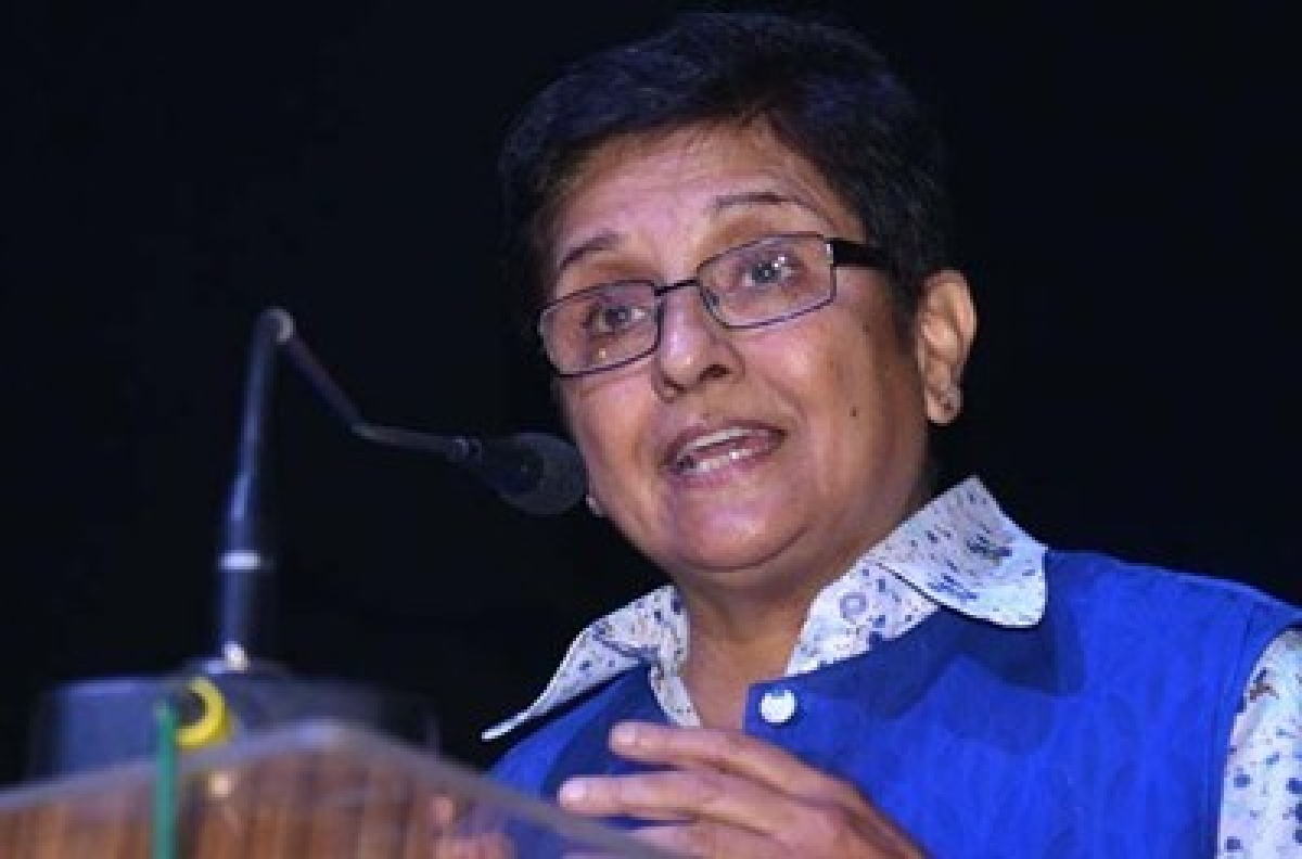 Kiran Bedi denies AAP claims of being soft on BJP during IAC movement