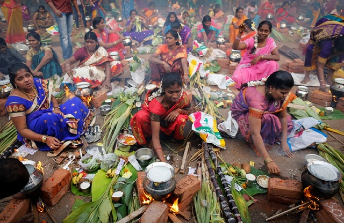 Delhi gears up for harvest festival, South Indian style!