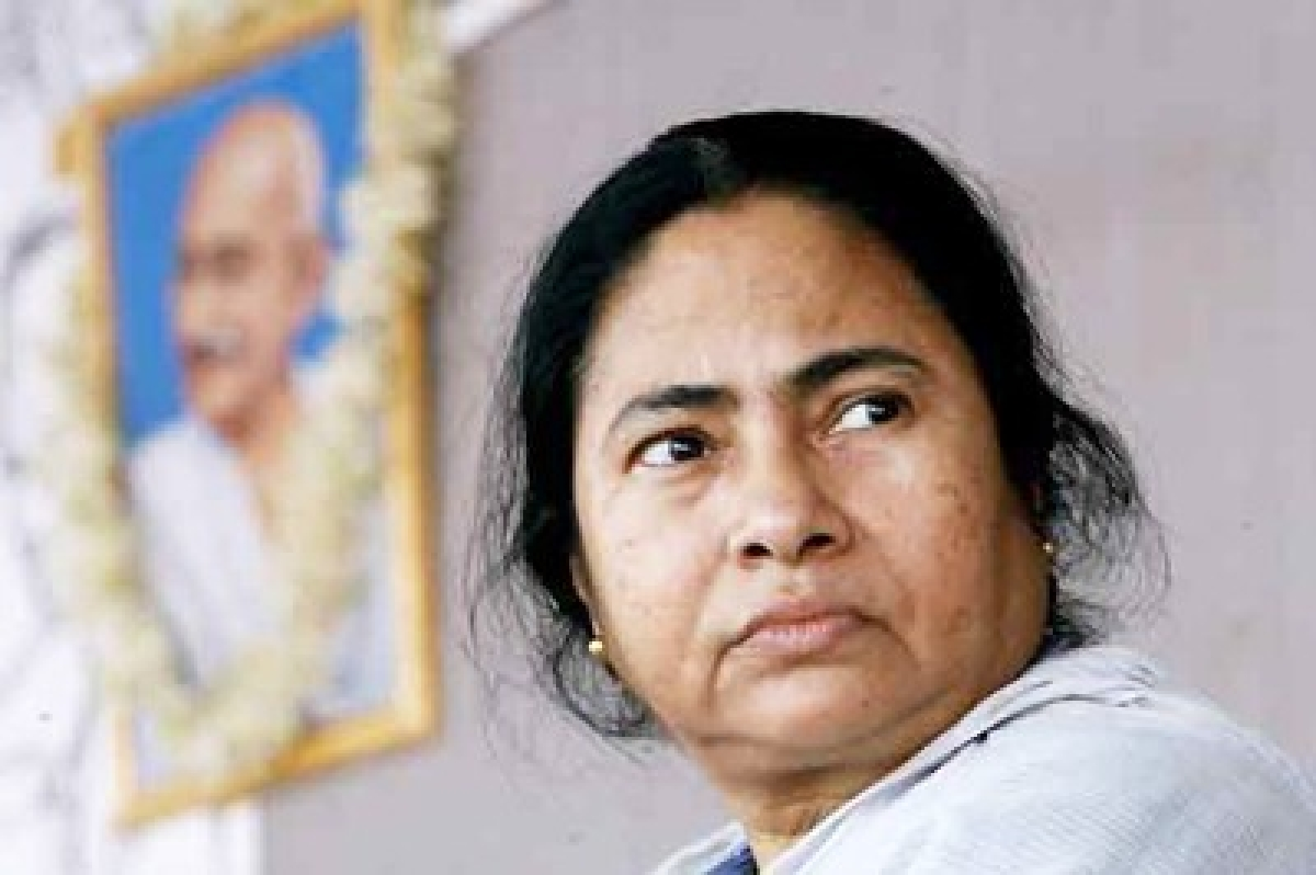 """I have cross-checked thrice, there  was no assault... there was some heated debate."" -- Mamata Banerjee West Bengal CM"