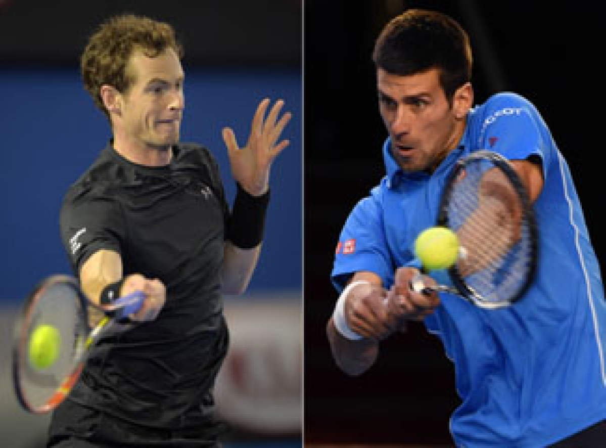 Marathon men Djokovic, Murray set-up Davis Cup blockbuster