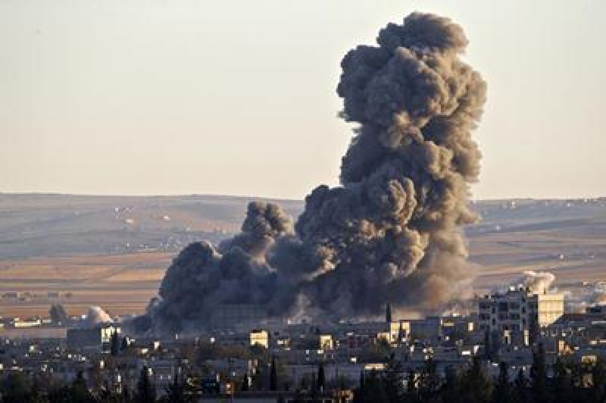 Russia preparing to launch airstrikes in Syria, say US officials