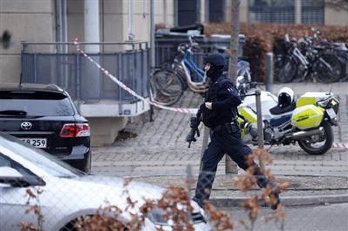 Two killed in Denmark shootings