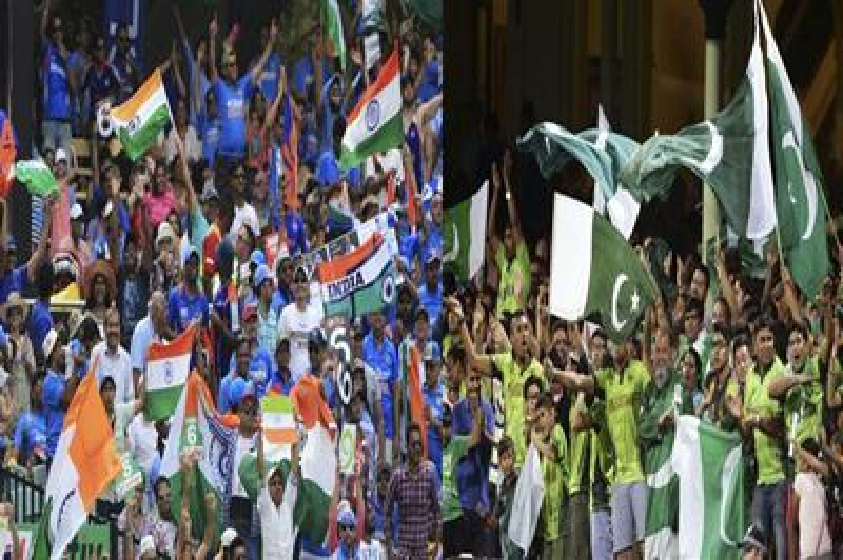 Adelaide Oval packed by India, Pakistan fans