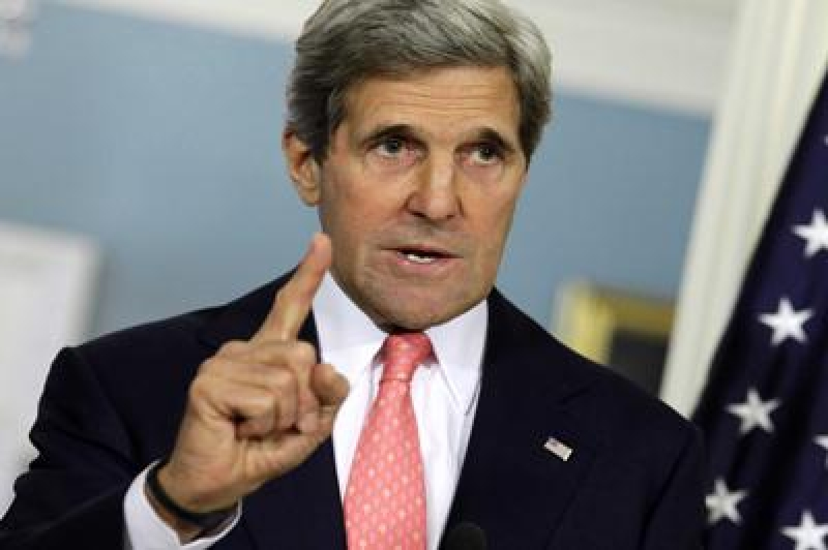 John Kerry calls for unity to defeat terrorism