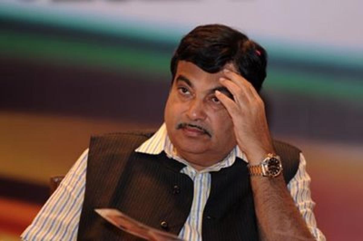 Opposition demands for Nitin Gadkari's resignation, disrupt Rajya Sabha