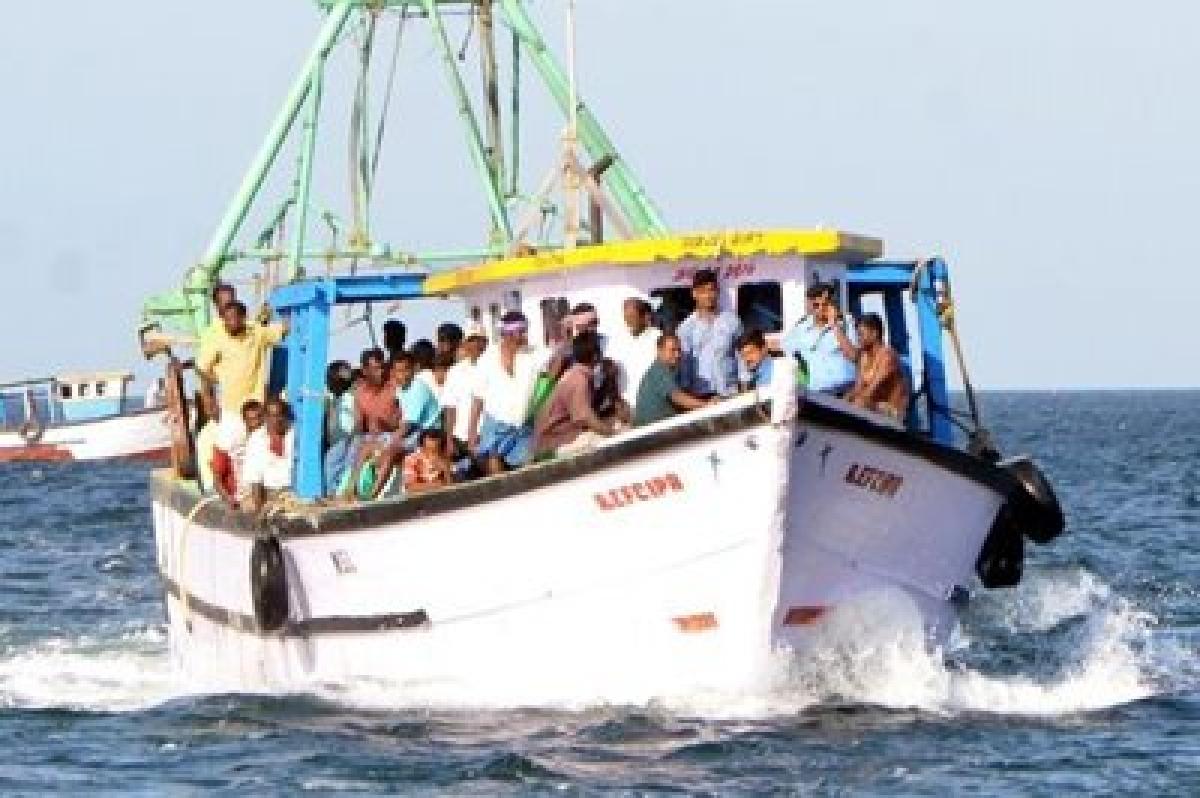 Sri Lanka to release all 104 Indian fishermen