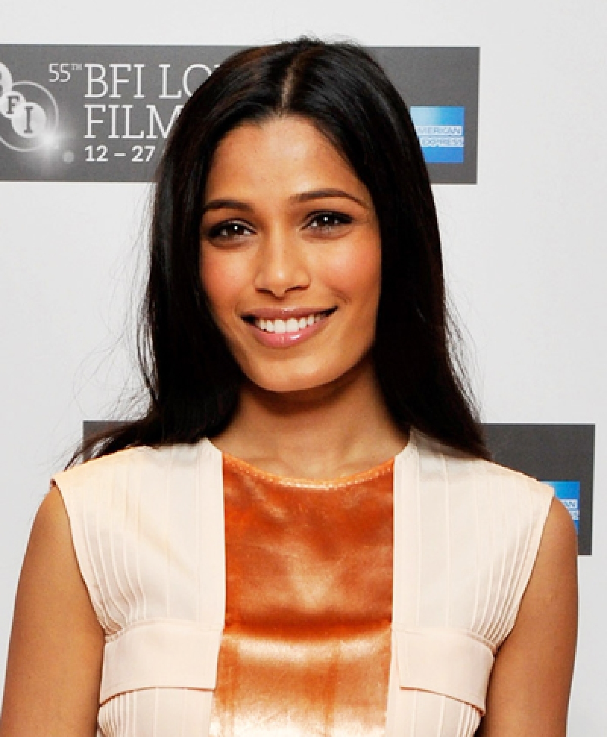 It's Party Time For Freida Pinto