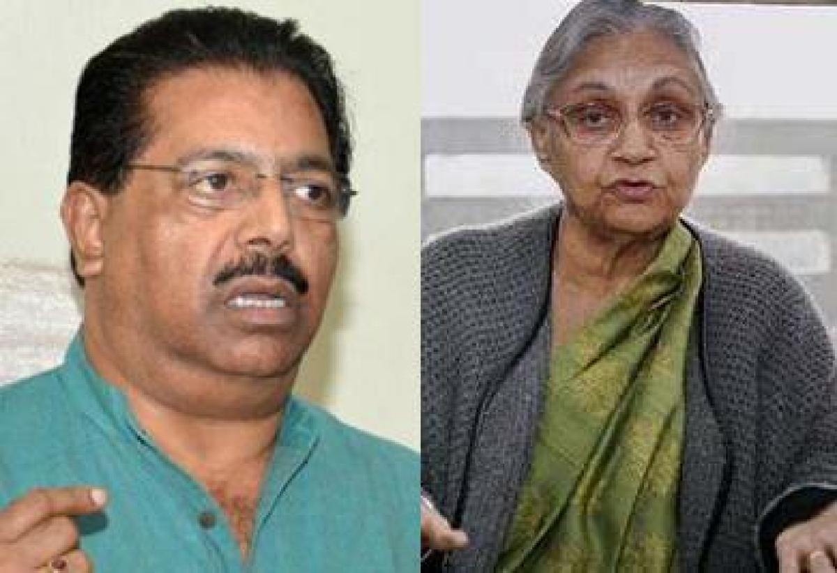 Open war in Congress over Delhi debacle