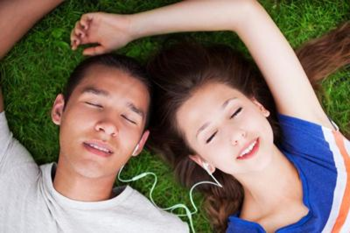People fall in love with same type of person: Study